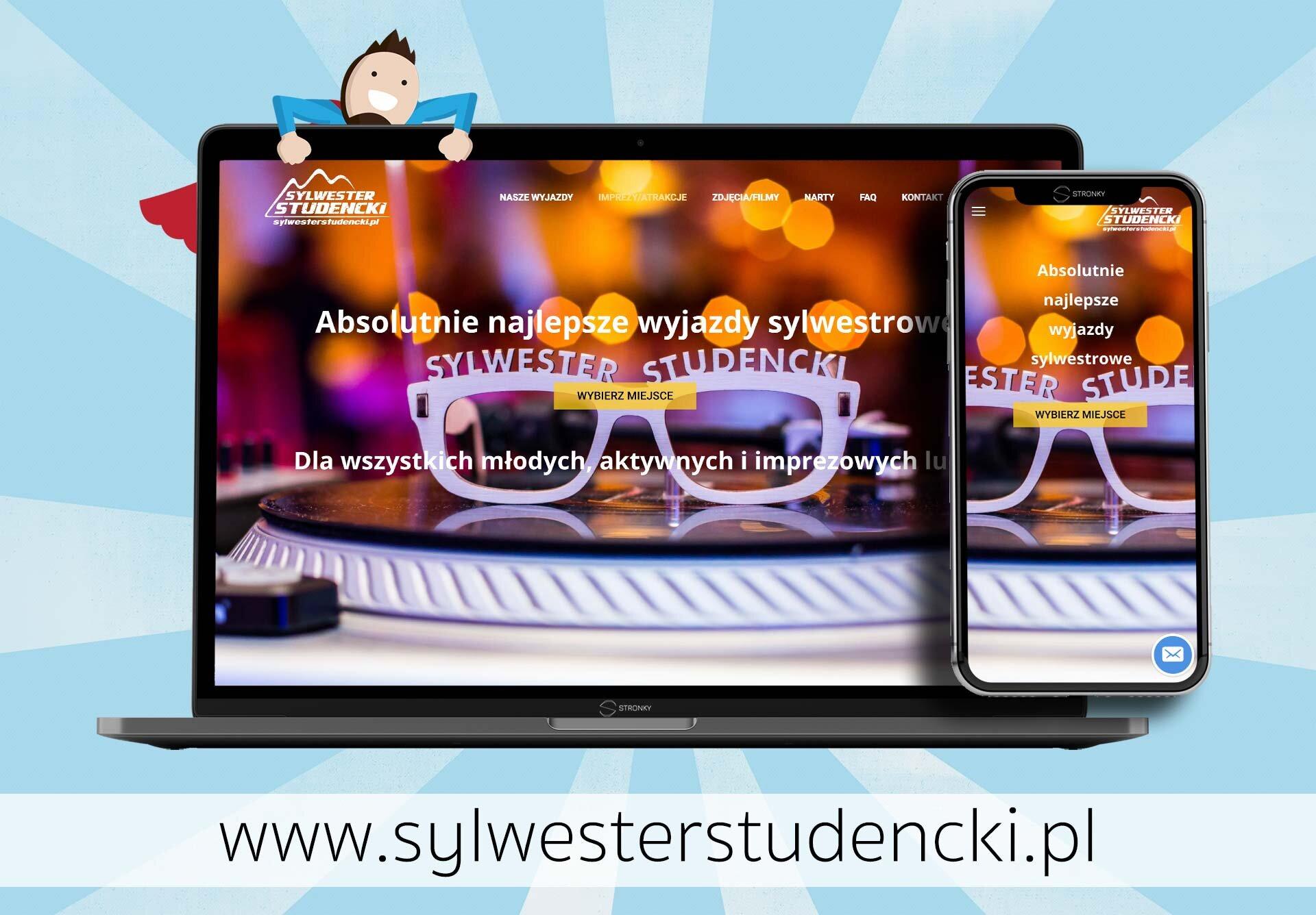 Sylwester Studencki - screen
