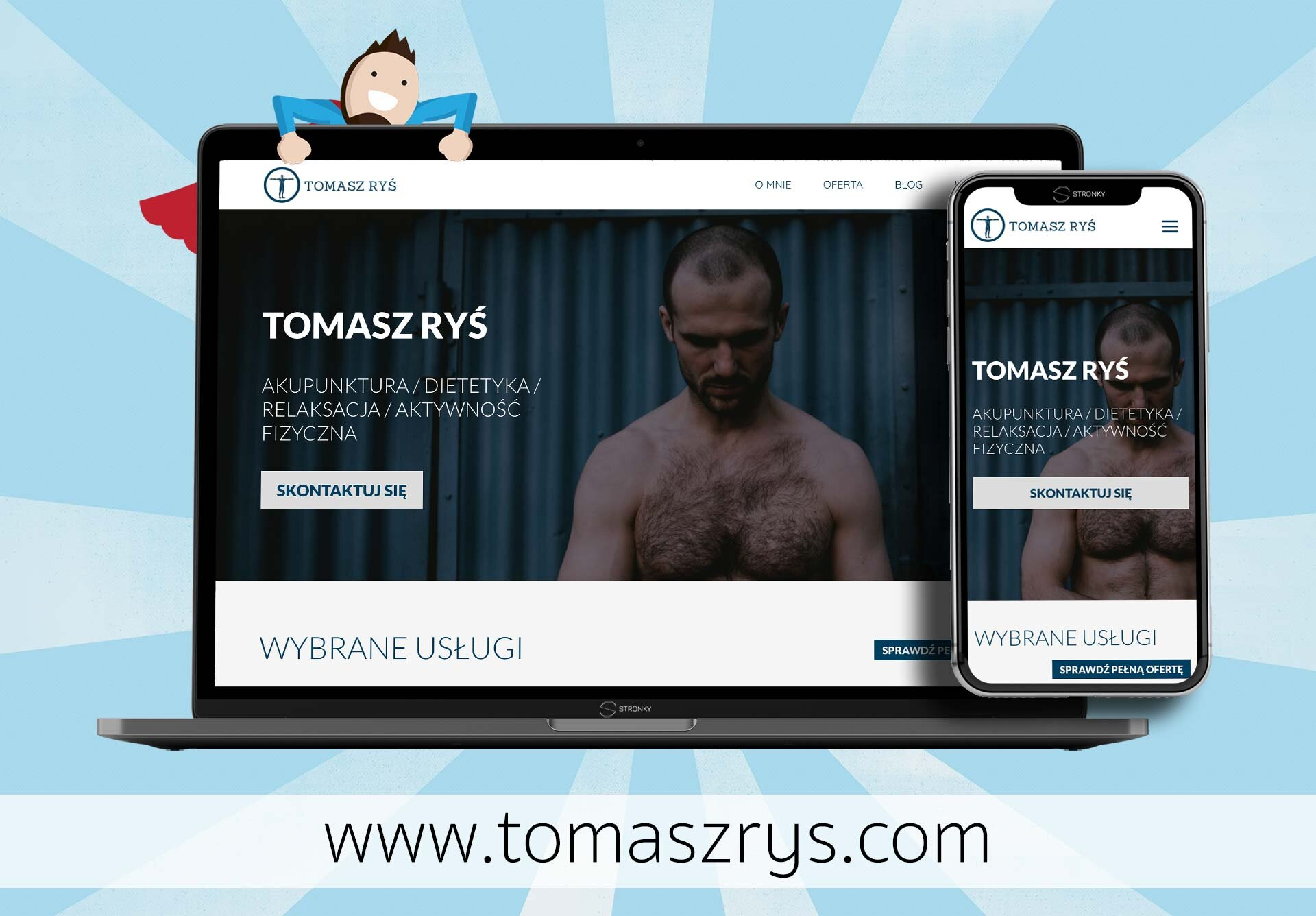 Tomasz Ryś - screen