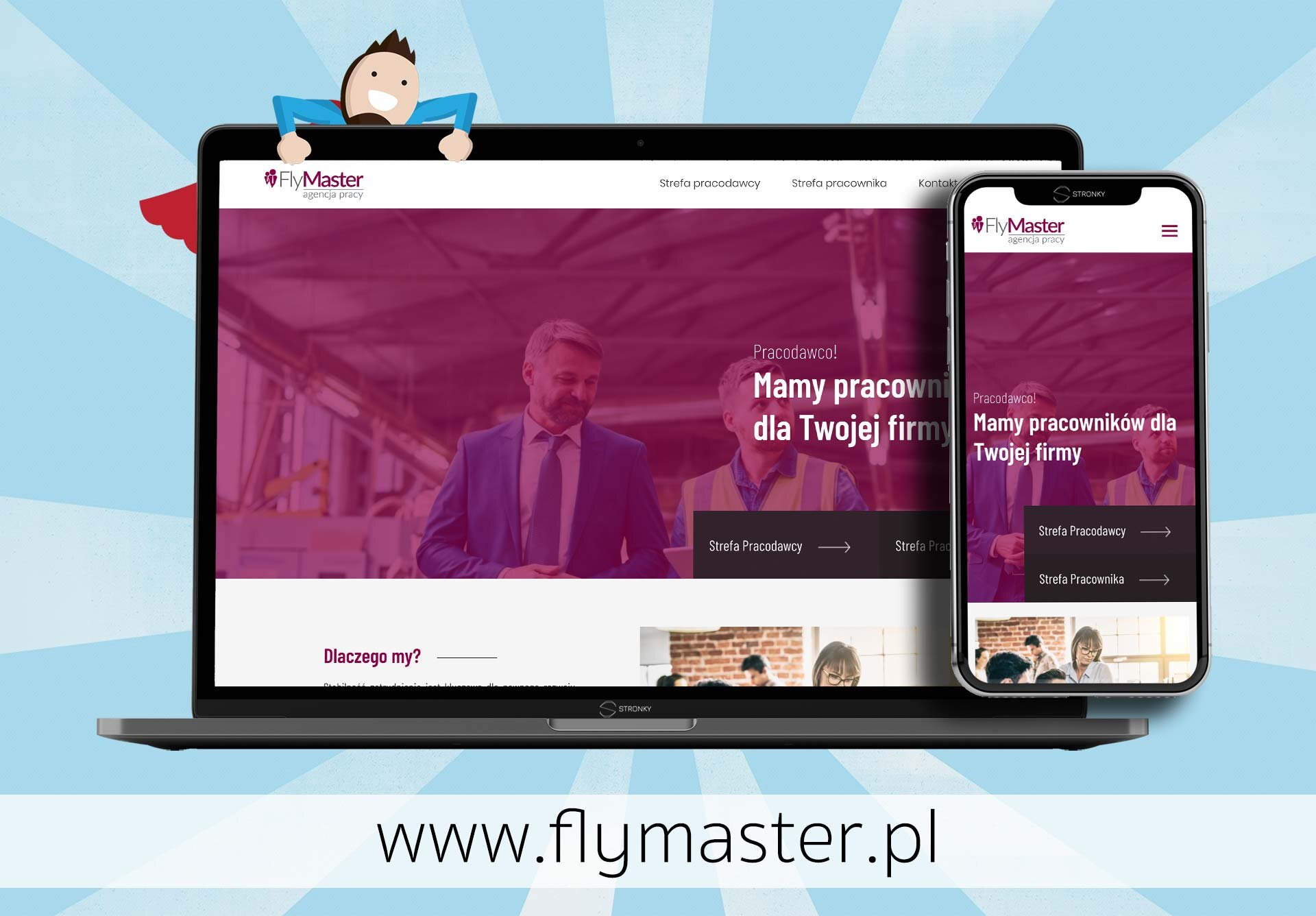 Fly Master - screen