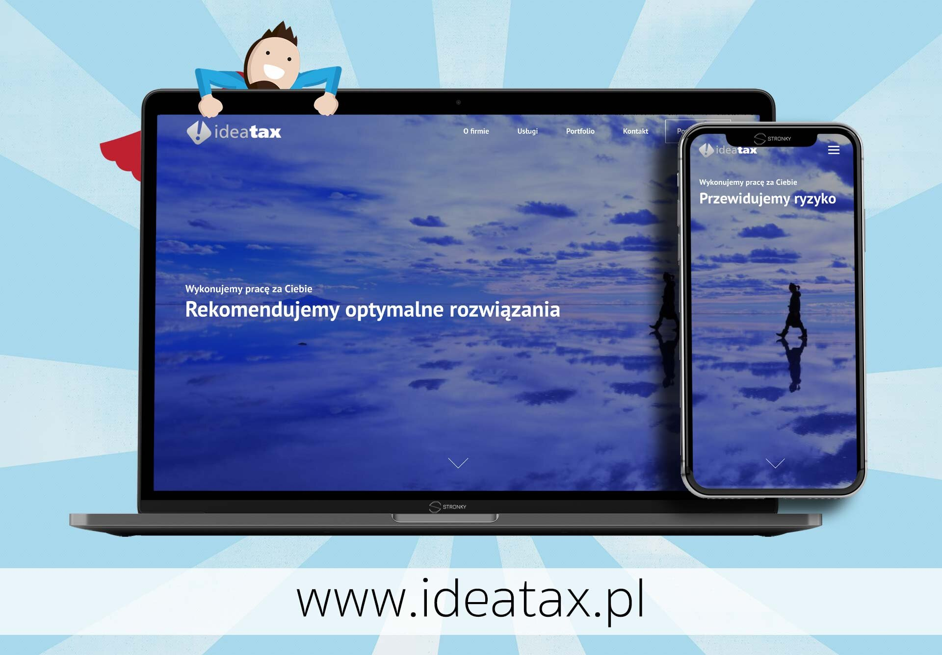 Idea Tax - screen